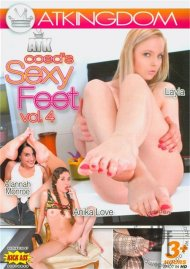 ATK Co-Eds With Sexy Feet Vol. 4 Porn Movie