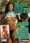 Black Cheerleader Gang Bang 25 Boxcover