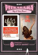Peekarama: Sensually Liberated Female, The / He And She Movie