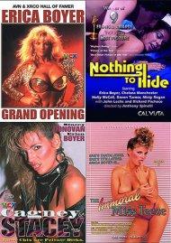 Erica Boyer VCX 4-Pack Porn Movie