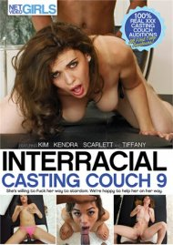 Interracial Casting Couch 9 Porn Movie