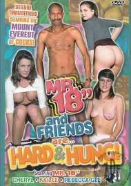 "Mr. 18"" and Friends Are Hard & Hung Porn Movie"