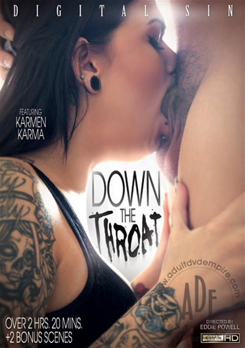 Down The Throat