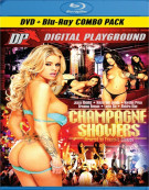 Champagne Showers (DVD + Blu-ray Combo) Blu-ray