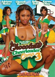Chocolate Cheerleader Camp 3 Porn Movie