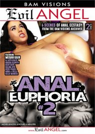 Anal Euphoria 2 porn DVD from Evil Angel.