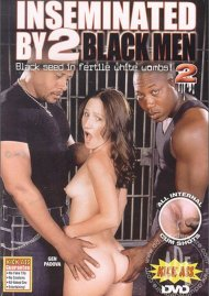 Inseminated By 2 Black Men #2 Porn Video