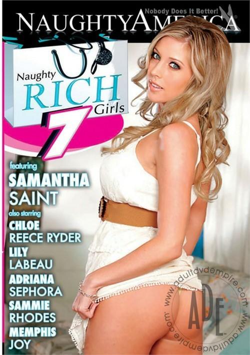 Naughty Rich Girls Vol. 7