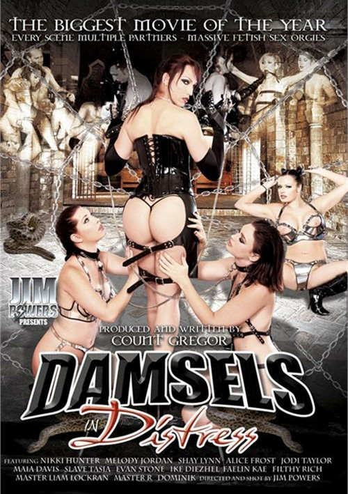 Damsel in distress sex vid