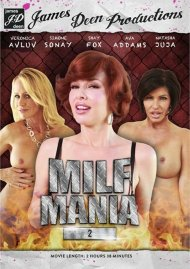 MILF Mania 2 4K HD porn video from James Deen Productions.