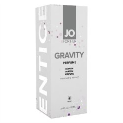 JO for Her: Gravity Perfume With Pheromones For Her Sex Toy