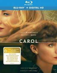 Carol (Blu-ray + UltraViolet) Blu-ray Movie