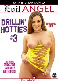 Drillin' Hotties #3 DVD porn movie from Evil Angel.