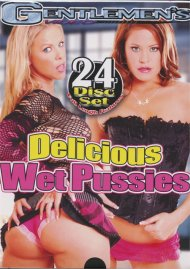 Delicious Wet Pussies (24-Pack) Porn Movie