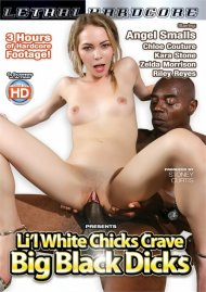 - Lil White Chicks Crave Big Black Dicks