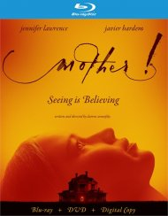 Mother! (Blu-ray + Digital HD) Blu-ray Movie