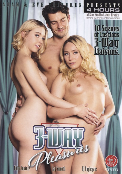 3-Way Pleasures Stormy Daniels Siouxsie Q. Bella Rossi