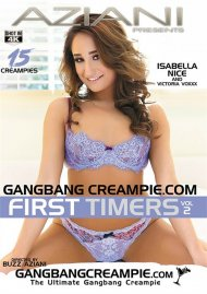 Gangbang Creampie First Timers Vol. 2 Porn Video