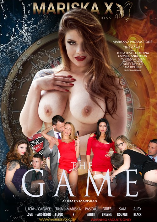 The Game porn video from MariskaX Productions.