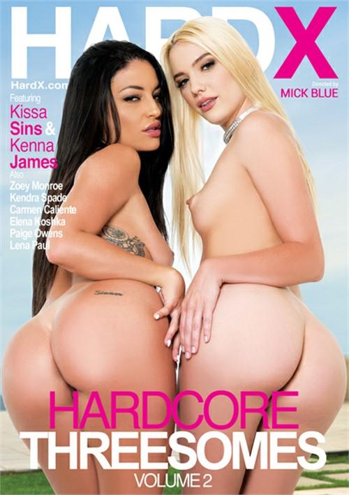 Hardcore Threesomes Vol. 2