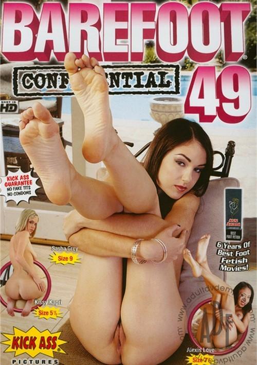 Sasha Grey Foot Fetish