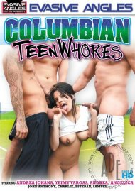 Columbian Teen Whores Porn Movie
