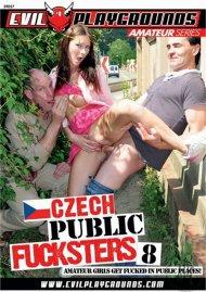 Czech Public Fucksters #8