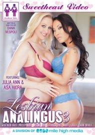 Lesbian Analingus 3 Porn Video
