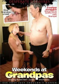 Weekends At Grandpas Porn Movie