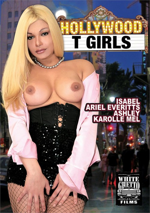 Hollywood T Girls All Sex Ariel Everitts 2018