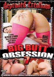 Big Butt Obsession 7 Movie