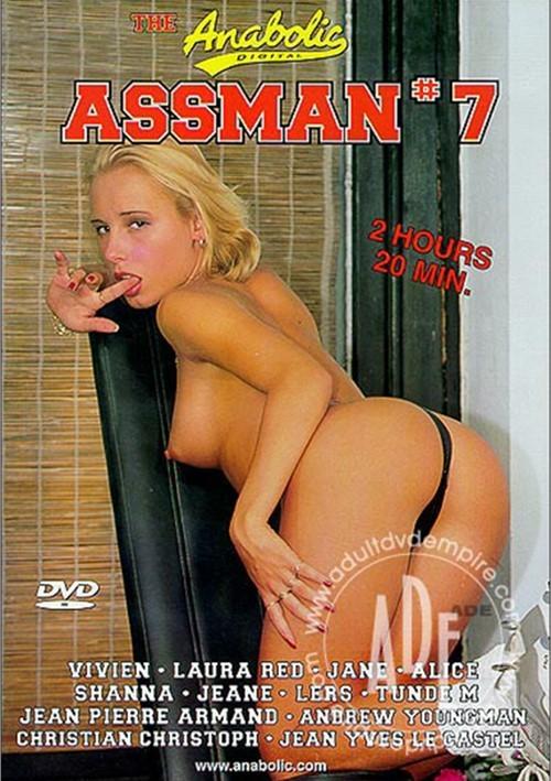 ass porn Anabolic man
