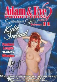 Signature Series Vol. 11: Kylie Ireland Porn Video