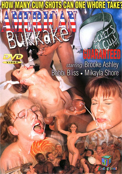 Brooke ashley bukkake