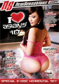 I Love Asians #10 Porn Video