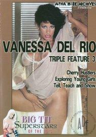 Vanessa Del Rio Triple Feature 3 Porn Movie
