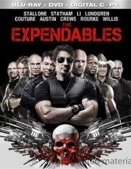 Expendables, The (Blu-ray + DVD + Digital Copy) Blu-ray Movie
