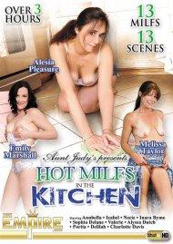 Hot MILFS In The Kitchen
