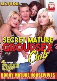 Secret Mature Group Sex Club Porn Video