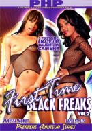First Time Black Freaks Vol. 2 Porn Video