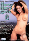 Horny Hairy Girls 6 Boxcover