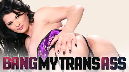 Bang My Trans Ass Logo