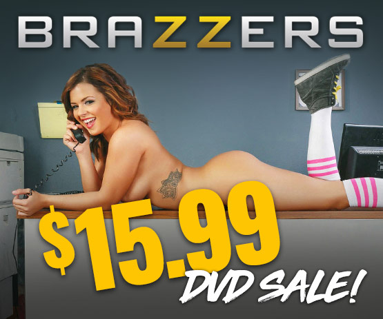 Super Sale! Shop your favorite Brazzers movies, starting at $15.99 now!
