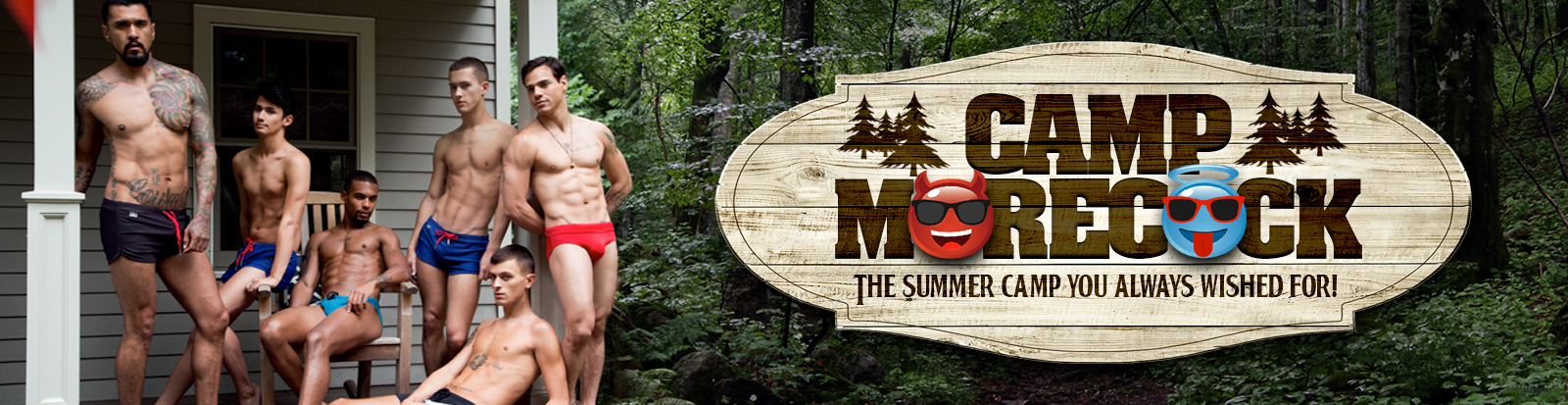 Camp Morecock Featured Move Banner
