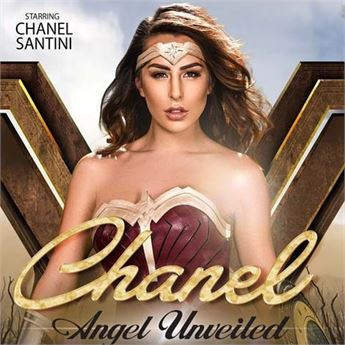 Transgender porn star Chanel Santini stars in Chanel: Angel Unveiled.