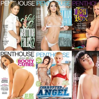 Penthouse porn videos are now available to stream on demand.